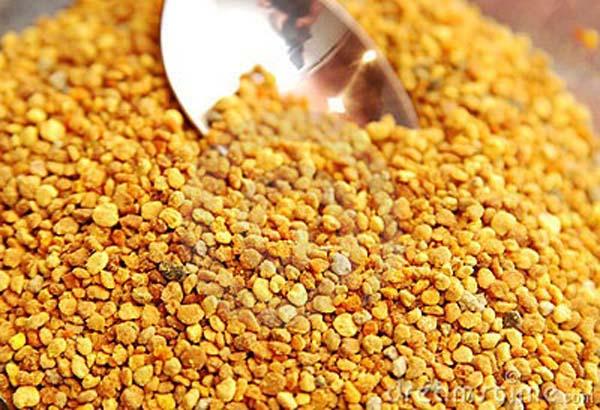 polen beneficioso para la próstata cuántos gramos por día por